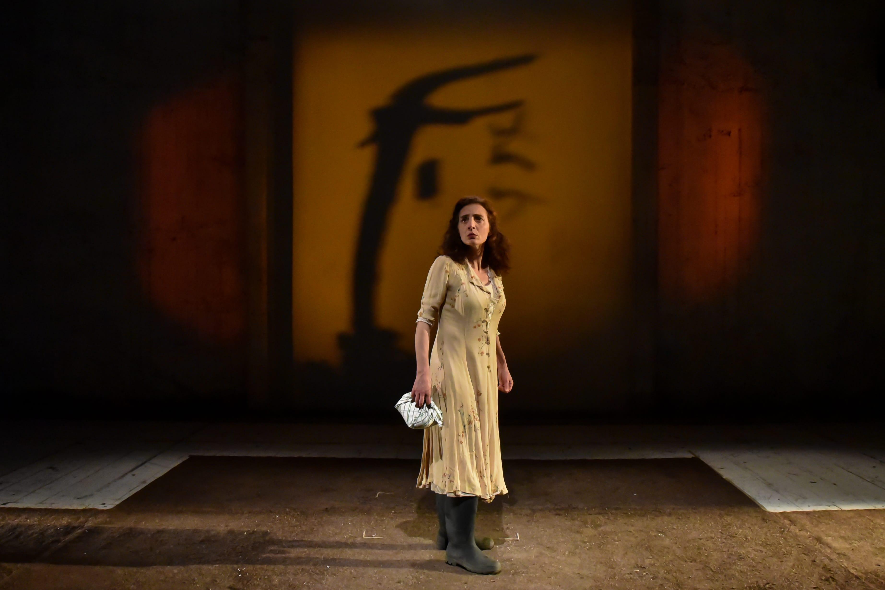 """""""Γέρμα"""" του Λόρκα στο θέατρο Αμαλία, κριτική παράστασης"""