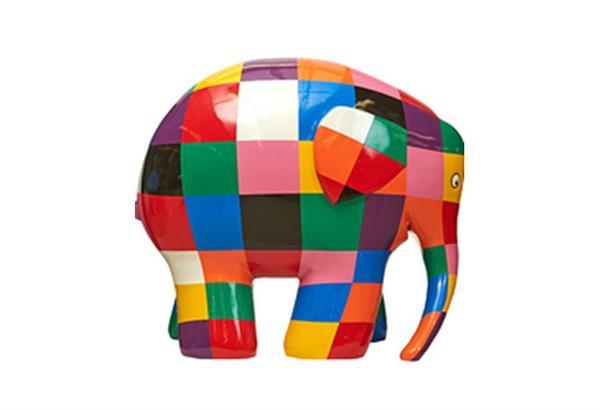 Έλμερ ο παρδαλός ελέφαντας, κριτική παράστασης