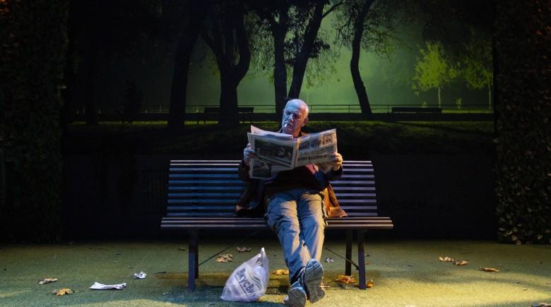 """""""Το παγκάκι"""", στο θέατρο Αμαλία, κριτική παράστασης"""