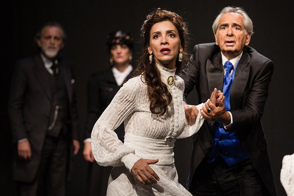 Αρχιμάστορας Σόλνες, στο Θέατρο Ιλίσια, κριτική παράστασης