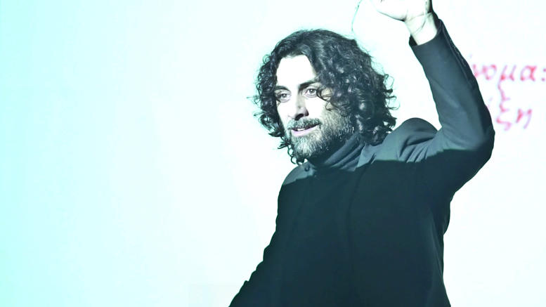 Κώστας Γάκης, ένας πολυπράγμων καλλιτέχνης, συνέντευξη