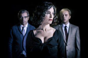 Ποιος φοβάται τη Βιρτζίνια Γουλφ; στο Θέατρο Αθηνών, κριτική παράστασης