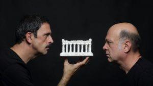 Ο κάτω Παρθενώνας στο θέατρο Αμαλία, κριτική παράστασης