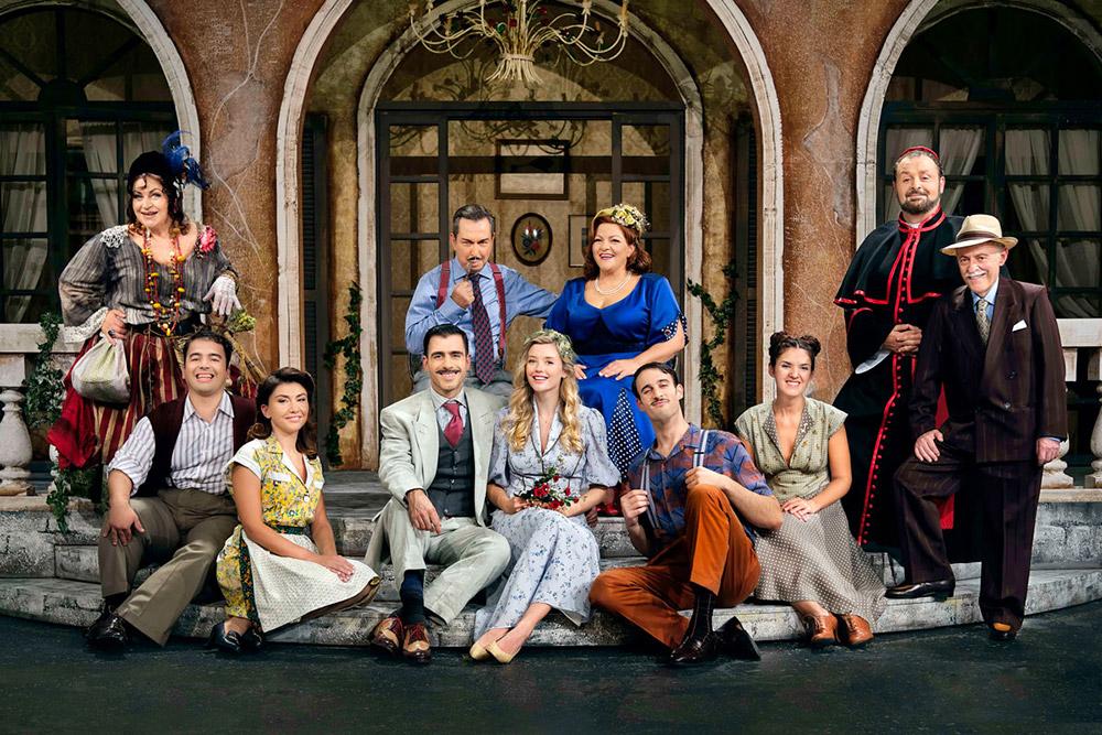 Μάμα    Ρόζα στο θέατρο Αλίκη, κριτική παράστασης