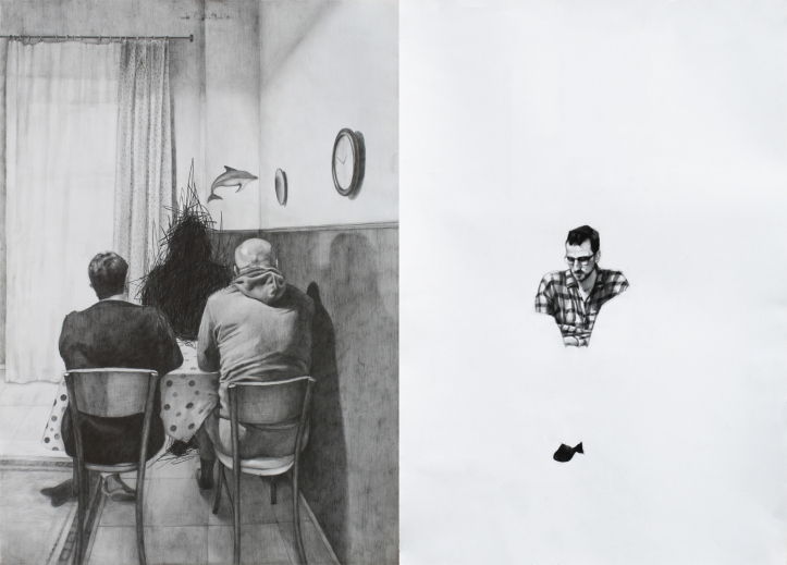 To Pikap Community – Art in Thessaloniki 2018-2019 – Casa Bianca και performance Roza Winkel 175, στην Δημοτική Πινακοθήκη Θεσσαλονίκης.