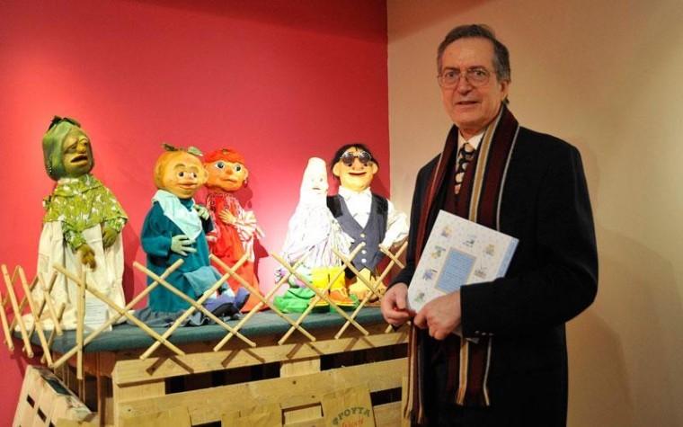 Ευγένιος Τριβιζάς, αγαπημένος συγγραφέας των παιδιών