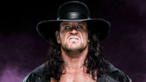 Ο WWE θρύλος Undertaker...