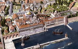 Ο βυζαντινός κόσμος του Antoine Helbert